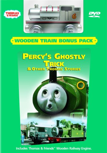 Thomas & Friends: Percy's Ghostly Tricks & Other Ghostly Stories