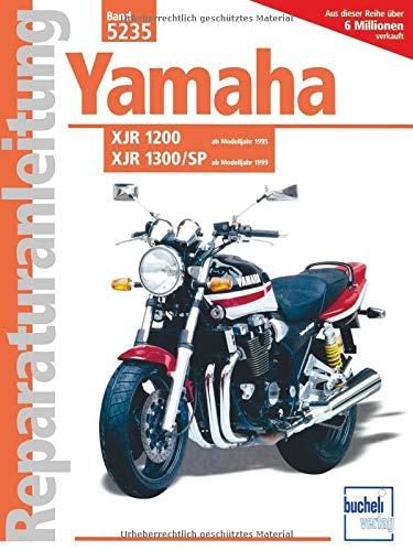 Yamaha XJR 1200 / 1300 (Reparaturanleitungen)