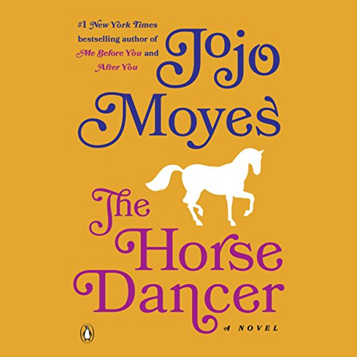 The Horse Dancer audiobook cover art
