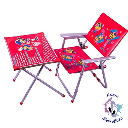 Avani A-1 Kids Study and Dinning Table Chair Set [ 2 to...