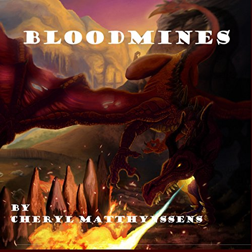 Bloodmines audiobook cover art