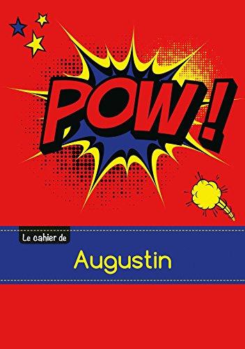 Le carnet d'Augustin - Blanc, 96p, A5 - Comics