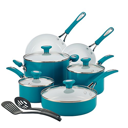 SilverStone 12-Piece, Ceramic Cookware Set review