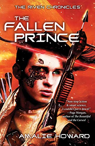 The Fallen Prince (Riven Chronicles) (English Edition)
