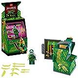 LEGO NINJAGO Lloyd Avatar - Arcade Pod 71716 Mini Arcade Machine Building Kit, New 2020 (48 Pieces)