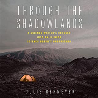 Through the Shadowlands audiobook cover art