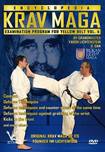 Krav Maga Encyclopedia Examination Program 4 [Edizione: Stati Uniti]