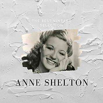 The Best Vintage Selection - Anne Shelton