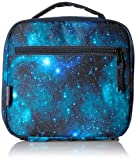 JanSport Lunch Break Insulated Cooler Bag - Leakproof Picnic Tote, Galaxy