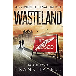 Surviving The Evacuation, Book 2 Wasteland