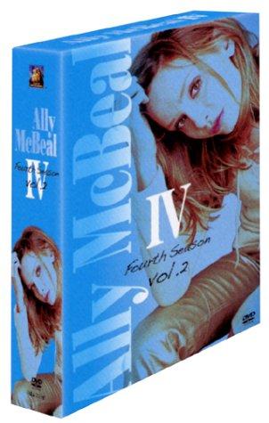 Ally McBeal Fourth Season Vol 2 - Region 2 Only