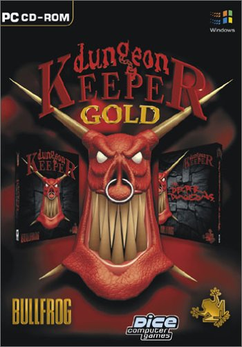 Dungeon Keeper Gold - PC - FR [Importación Inglesa]