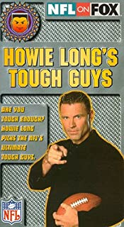 Howie Long's Tough Guys [USA] [VHS]
