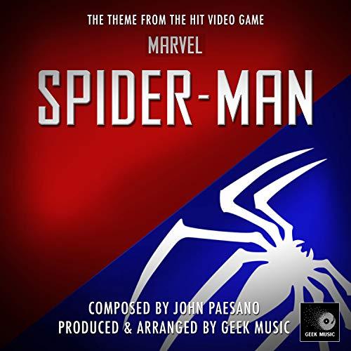 Marvel's Spider-Man PS4 - Main Theme