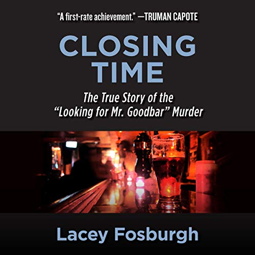 Closing Time audiobook cover art
