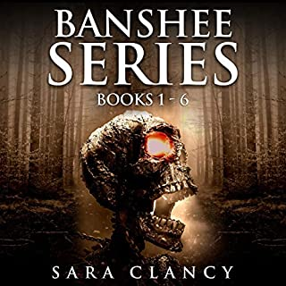 Banshee Series Books 1 - 6: Scary Supernatural Horror with Monsters audiobook cover art