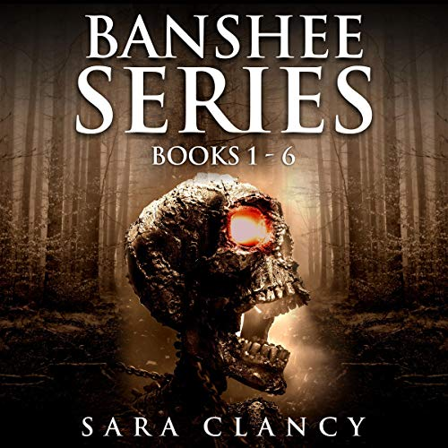 Banshee Series Books 1 - 6: Scary Supernatural Horror with Monsters cover art