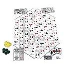 Kyvas International Co LTD Jumbo Beanbag Poker Game