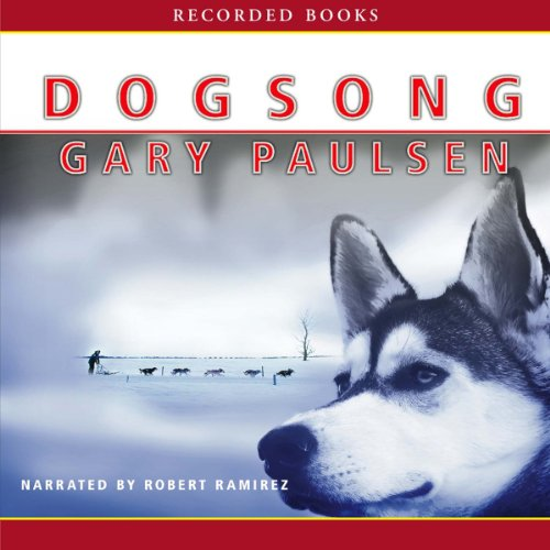 Dogsong audiobook cover art