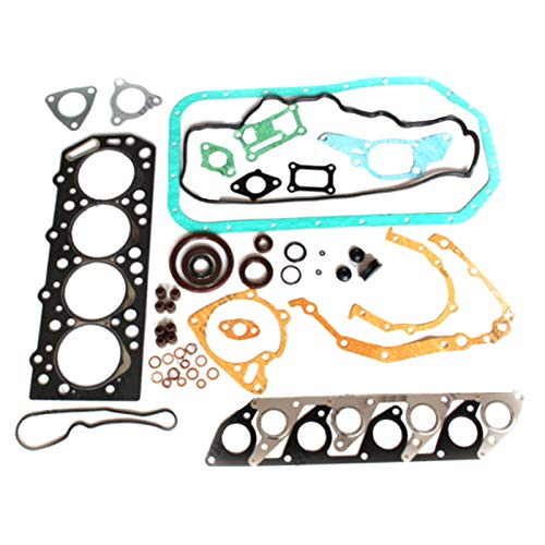 PANGOLIN 4D55 4D56 Engine Gasket kit For ford Pickup Mitsubishi Engine Galant Pjero Delica L300 L200 Excavator Spare Parts, 3 Month Warranty