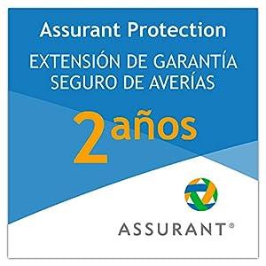 2 años extensión de garantía para un producto para el cuidado personal desde 50 EUR hasta 59,99 EUR