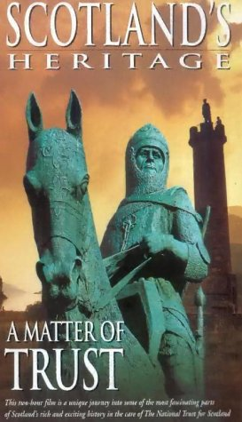 Scotland's Heritage - A Matter Of Trust [VHS]