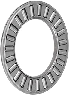 uxcell NTA1220 Needle Roller and Cage Thrust Assembly 3/4-inch Bore 1-1/4-inches OD 5/64-inch Width 14000rpm Limiting Speed