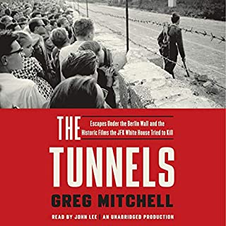 The Tunnels audiobook cover art