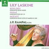 Konzerte - Lily Laskine