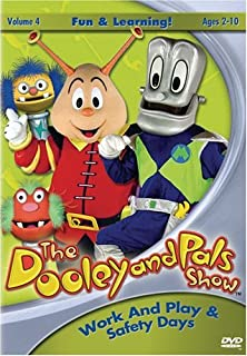 The Dooley and Pals Show, Vol. 4: Work and Play/Safety Days