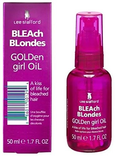 Lee Stafford Bleach Blondes Golden Girl Oil 50ml