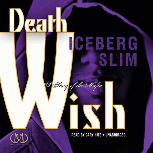 Death Wish audiobook cover art