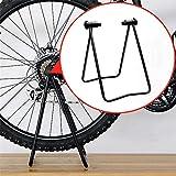 Soporte De Reparación De Bicicletas Tipo U | Soporte De Bicicleta Multifunción Para Exhibición / Mantenimiento / Estacionamiento | Estante De Reparación De Bicicletas Mecánico Casero Portátil Plegable