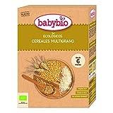 Papilla de Cereales Multigrano Bio Babybio 200g