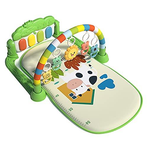 Ykop Baby Spieldecke Baby Spielbogen Spieldecke Baby Krabbeldecke Baby Erlebnisdecke Spielbogen Fehn Spieldecke Für Babys Mit Weichem Spielbogen Interaktive Erlebnisdecke