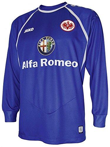 Joko Herren Torwarttrikots Eintracht Frankfurt, Blau/Weiß, XXXL