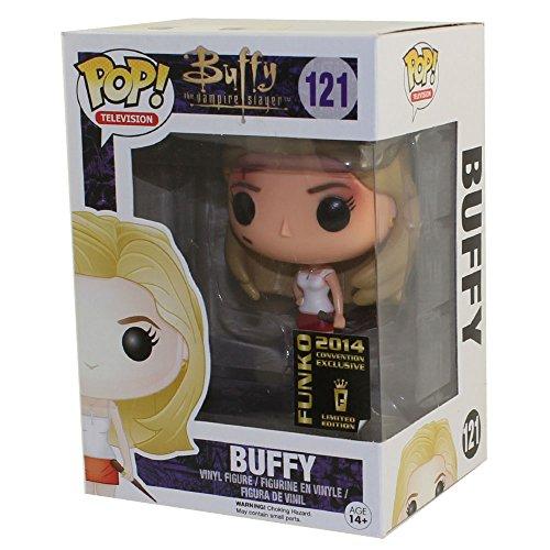 Funko 4396 - Buffy, Pop Vinyl Figure 121 Buffy Summers Sdcc, 10 cm