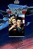 Craftsmanship poster Filmposter Tom Cruise Top Gun 40 x 63