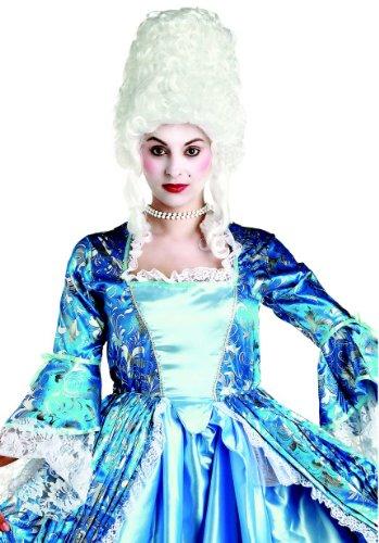 Generique - Perruque Blanche Duchesse Adulte