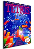 Instabuy Posters retrogame - Tetris Cover - Size (42x30 cm)