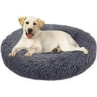 Babyltrl Faux Fur Comfortable Cuddler Round Pet Bed