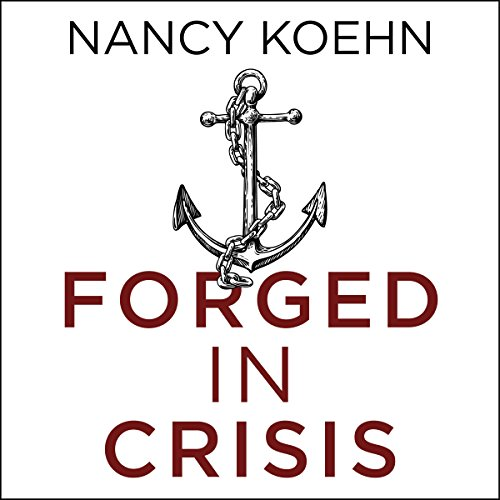 Forged in Crisis audiobook cover art