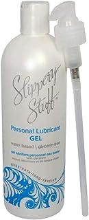 Slippery Stuff-78662 Gel, 16 oz. Bottle with Pump