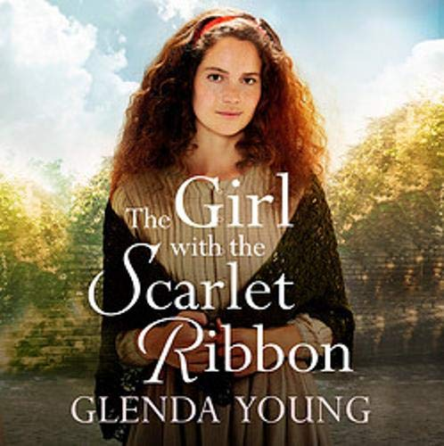 The Girl with the Scarlet Ribbon cover art