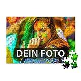 Foto-Puzzle 24 - 1000 Teile / inkl. Verpackung / mit eigenem Bild Bedrucken Lassen - 96 Teile - Metalldose