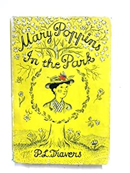 Hardcover Mary Poppins in the park Book