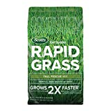Scotts Turf Builder Rapid Grass Tall Fescue Mix: up to 1,845 sq. ft.,...
