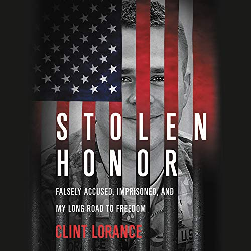 Stolen Honor Audiobook By Clint Lorance cover art