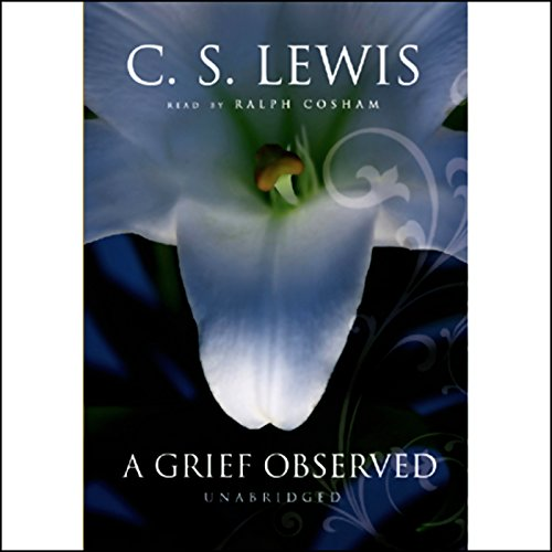 A Grief Observed copertina