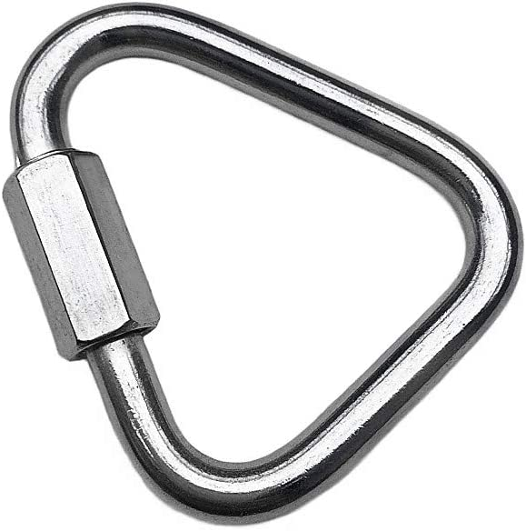316 Stainless Now free shipping Steel Delta Quick Link 1 12mm 2